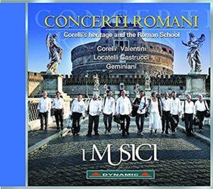 CONCERTI ROMANI I MUSICI