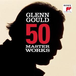 GLENN GOULD 50 MASTERWORKS