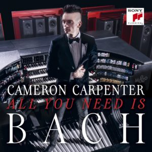 carpenter all you need is bach cover