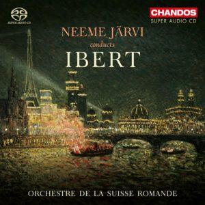 ibert orchestral works