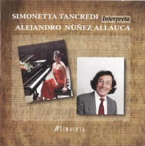 Cover CD Allauca - Cimarosa