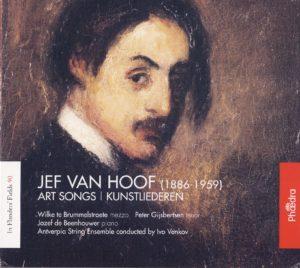Cover CD van Hoof - Phaedra