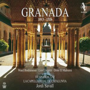 cd cover granada