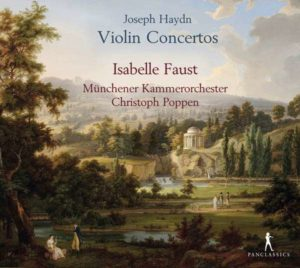 cd cover haydn faust
