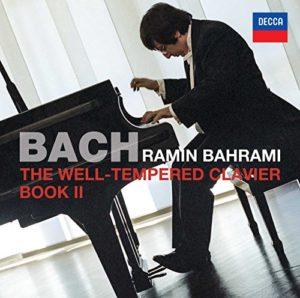 CD COVER BACH BAHRAMI CLAVI BEN TEMPERATO BOOK 2