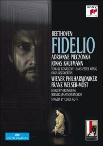 DVD COVER FIDELIO KAUFMANN