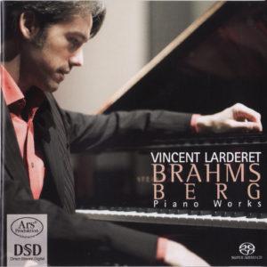 Cover SACD Brahms-Berg - Ars