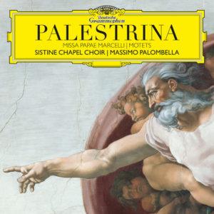 cd cover palestrina DG