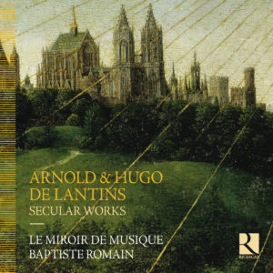 cd cover arnolg&hugo de lantis ricercar