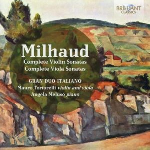 milhaud gran duo