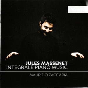 Cover CD Massenet - AVEA