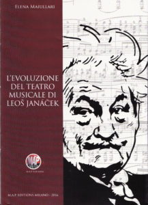 Cover libro Janacek - MAP