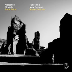 CD COVER STRADELLA SANTA EDITTA