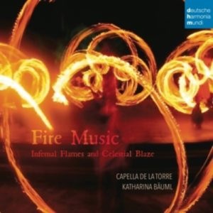 FIRE MUSIC CD COVER